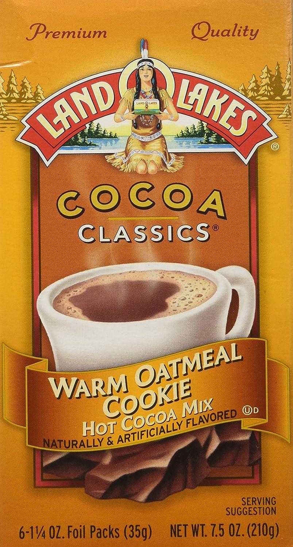 Amazon.com : Land O Lakes Cocoa Classics Hot Cocoa Mix Warm ...