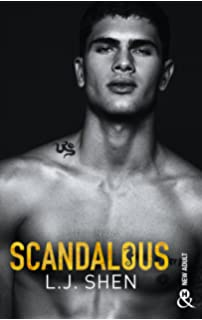 Scandalous: après Vicious et Devious, découvrez la suite de LA série New Adult 2018 : SINNERS