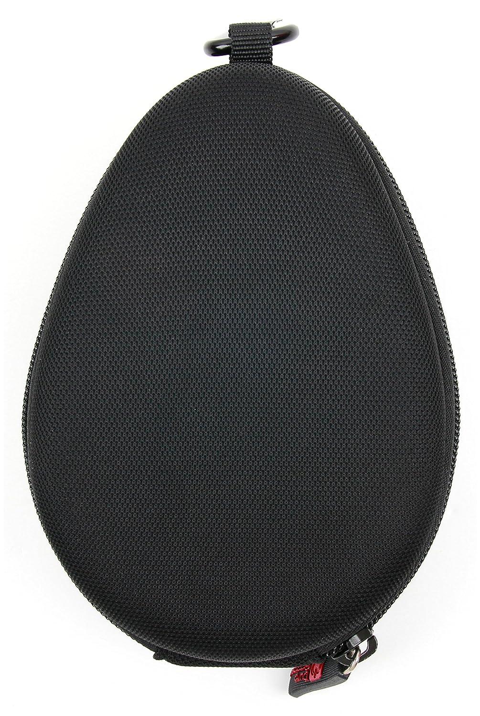 DURAGADGET ハード ストロング EVA ヘッドホン トラベルケース Amazon Echo ボタン、Amazon Echo Dot、Amazon Echo Dot キッズエディション   B075ZZ7QC4