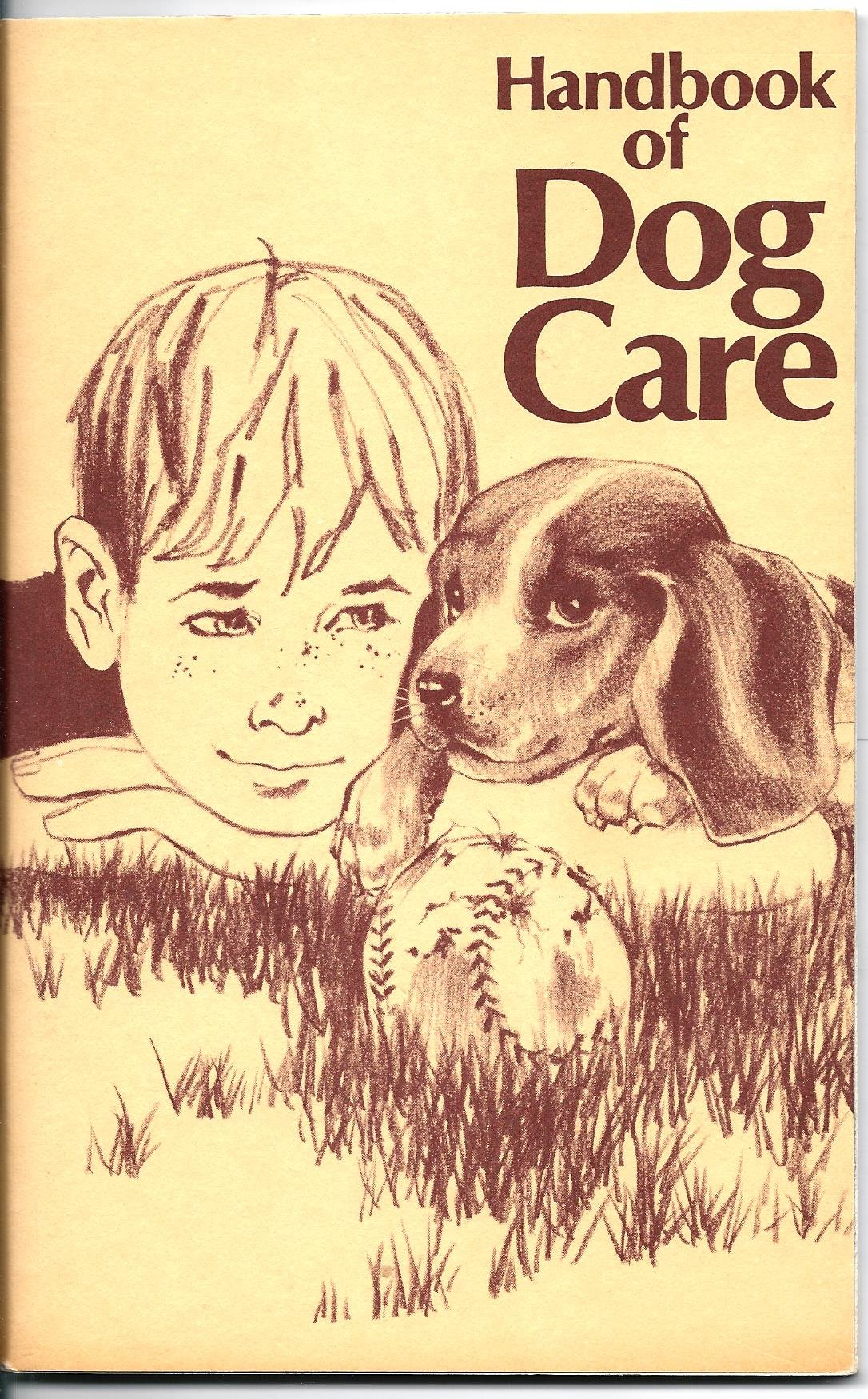 Handbook Of Dog Care