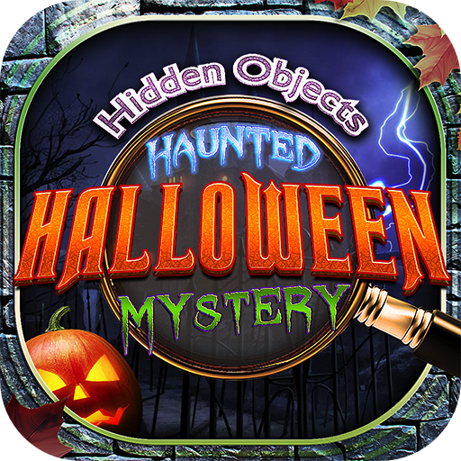Hidden Objects - Haunted Halloween Mystery & Object Time Puzzle (Halloween Search And Find Games)