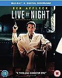 Live By Night [Blu-ray + Digital Download] [2017]