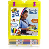 Crayola, Color Wonder, Mess Free Colouring, On the go set, Travel Set, Children, Ages 3, 4, 5, Colours may vary