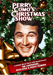 perry comos christmas show - Andy Williams Christmas Show