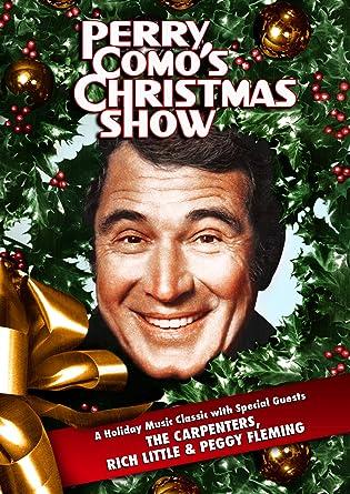 Com Perry Como S Christmas Show The Carpenters Rich Little Peggy Fleming N A Tv
