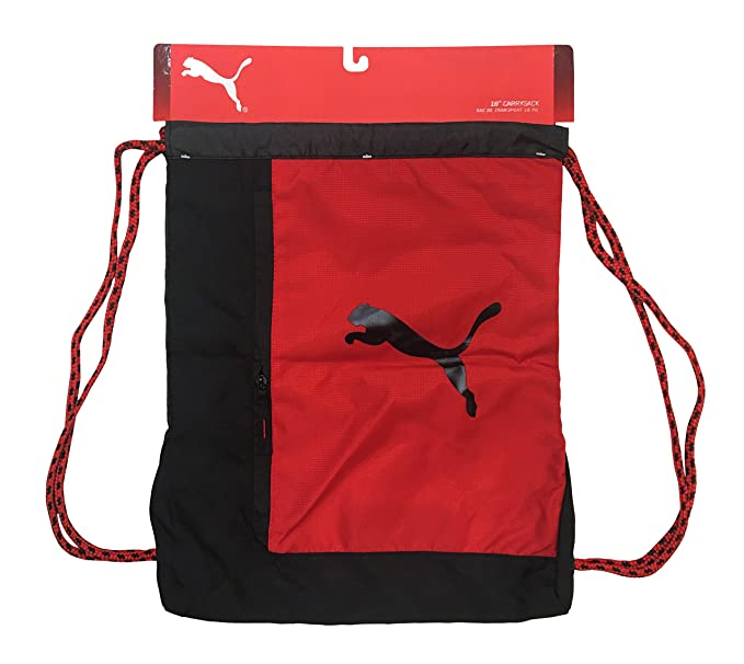 24757357853 Amazon.com   PUMA Draw String Runway Carry Sack   Luggage   Travel Gear
