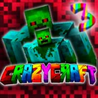 CrazyCraft Mod for MCPE - New