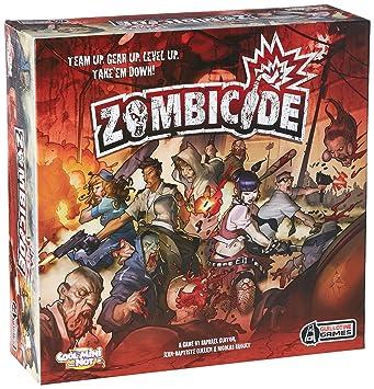 Zombicide Winning Moves - Juego de mesa (contenido en inglés) [Importado de Reino