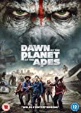 Dawn of the Planet of the Apes [Blu-ray 3D   Blu-ray] [DVD]