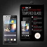 32nd Tempered Armoured Glass Screen Protector for Huawei Ascend P6
