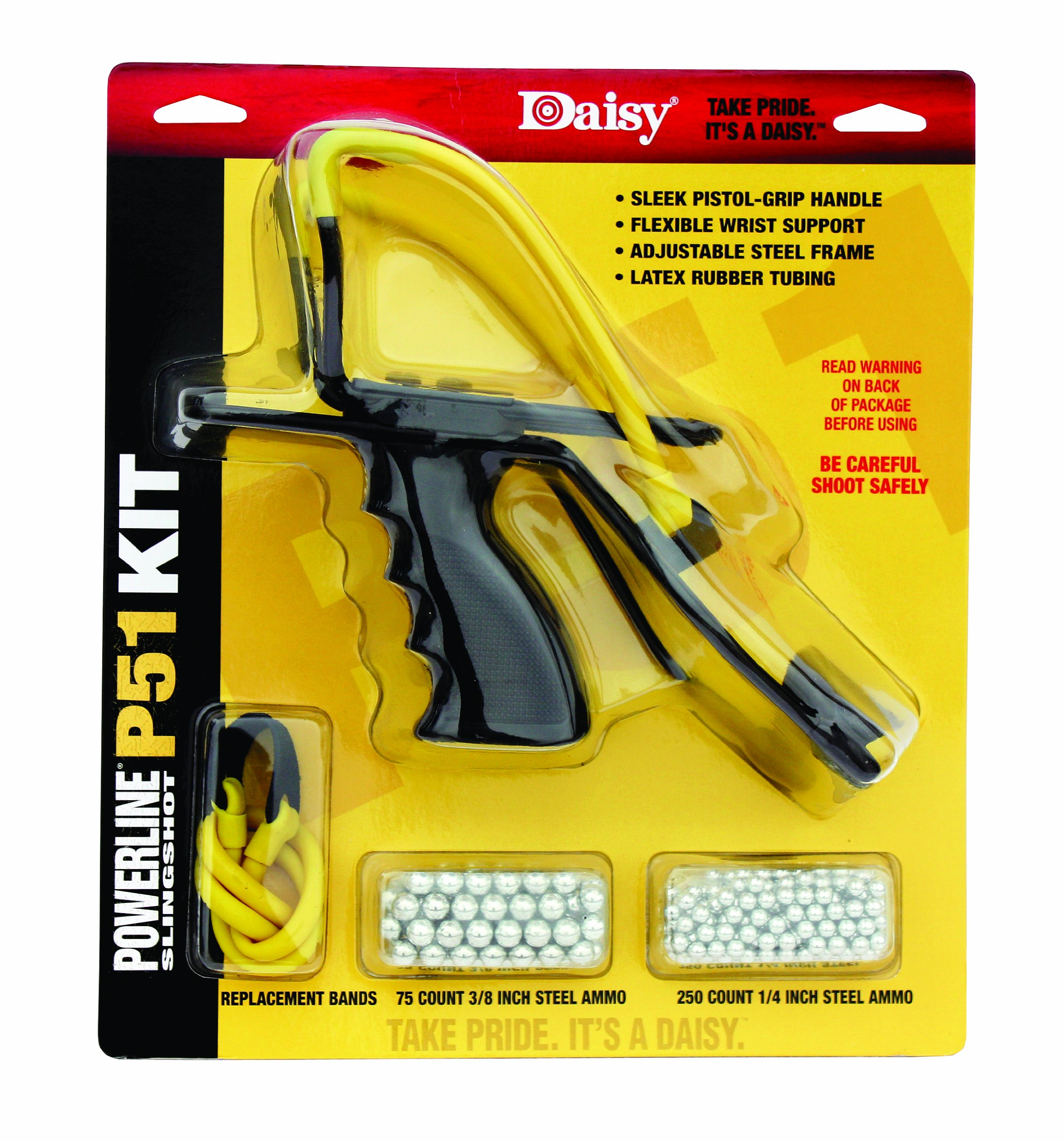Daisy 1107814 1107814 P51 Slingshot Kit