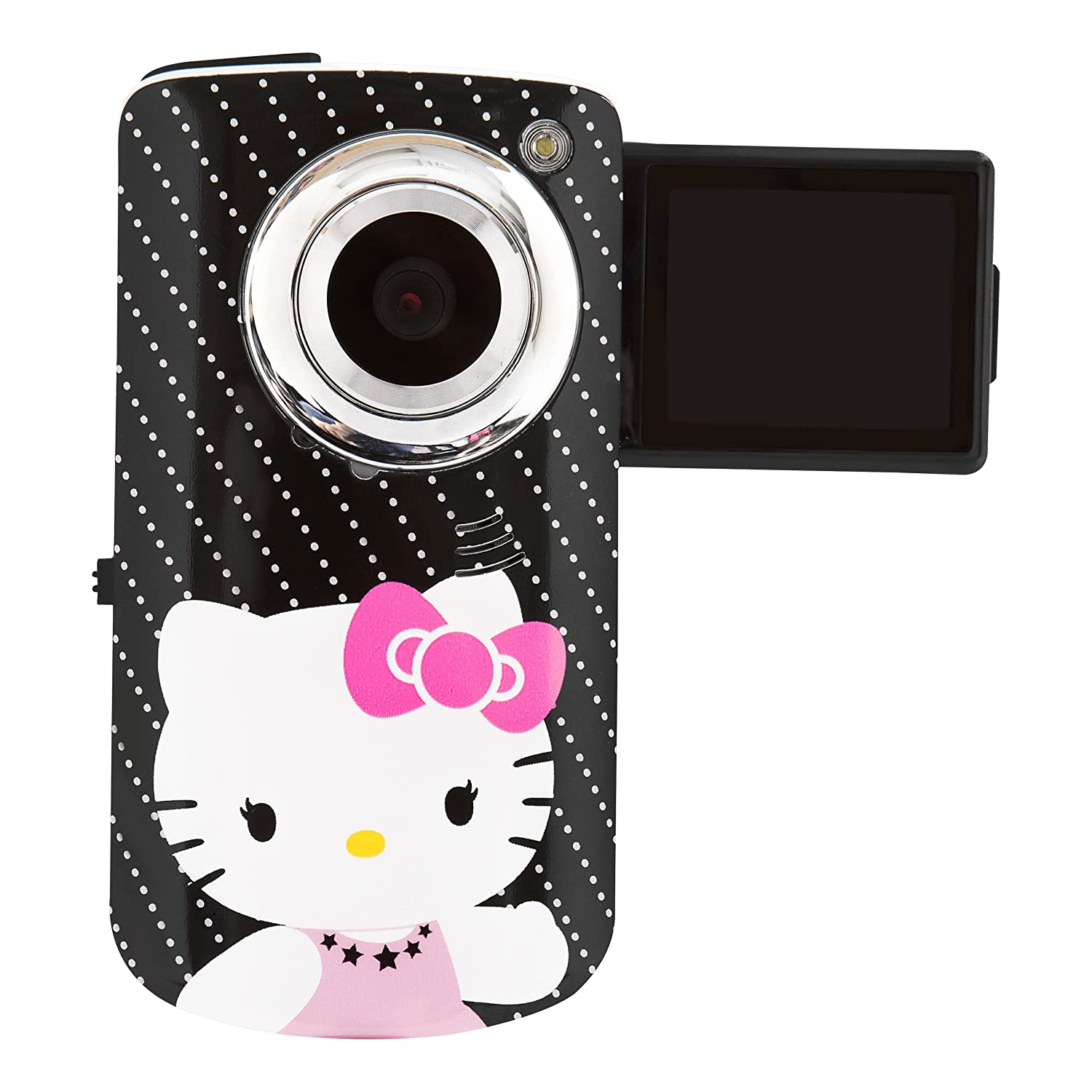 Sakar Hello Kitty Digital Video Recorder, Pink (38009) Sakar Toys CA