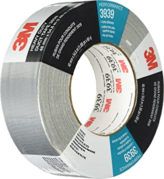 3M All Weather Adhesive Tape 48mm x 20 Metres Outdoor Sticky Roll Waterproof