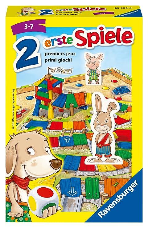 Spiel Gesellschaftsspiel Kinderspiel Gesellschaftsspiele Ravensburger 23390-3 gewinnt