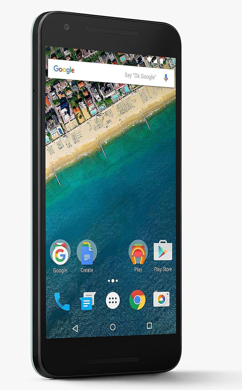 LG Nexus 5X - Smartphone Libre Android (4G, Pantalla 5.2