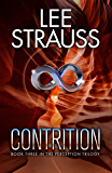 CONTRITION: (A Sci-fi Mystery Dystopian Romance) (The Perception Trilogy Book 3)