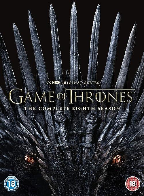 2020 Game of Thrones Season 8 Factory Sealed 12 Box CASE Series Eight 24 Autos