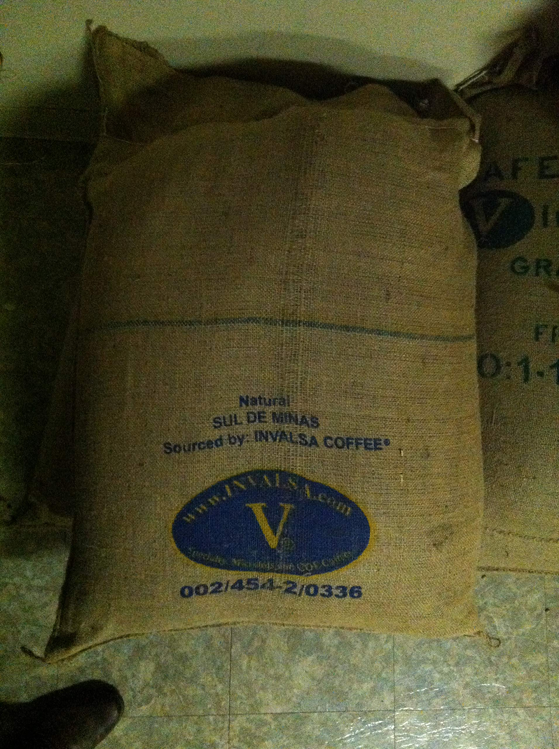 22 lbs BRAZIL SUL MINAS NATURAL PROCESS SPECIALTY AAA GREEN COFFEE by Invalsa Coffee (Image #8)