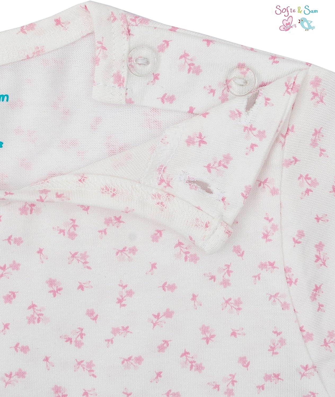 Sofie /& Sam Organic Cotone Combo Set T-Shirt Maglietta da Bimba
