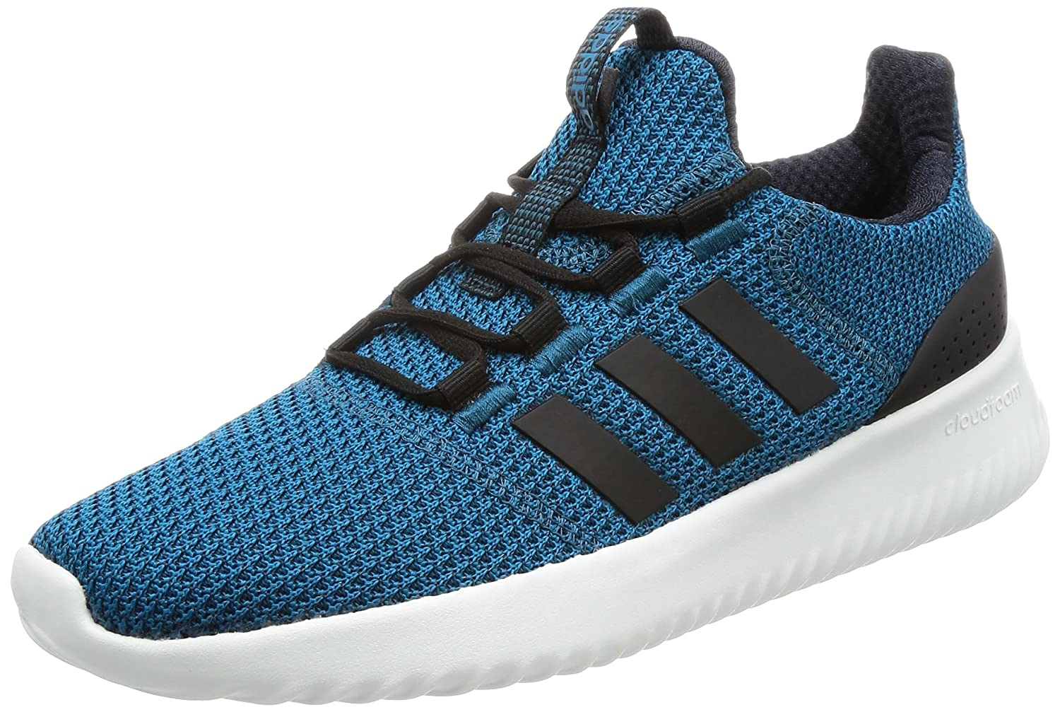 super popular 7c3ee 186c8 adidas neo Mens Cloudfoam Ultimate MyspetPetnitPetnit Running Shoes - 9  UKIndia (43.33 EU) Buy Online at Low Prices in India - Amazon.in