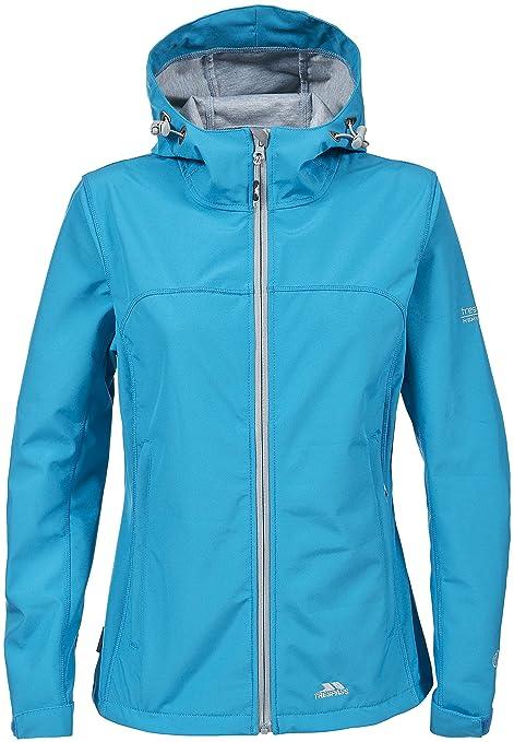 384e5c18fd8 Trespass Waterproof Loris Women s Outdoor Softshell Jacket available in  Bermuda 2X-Small
