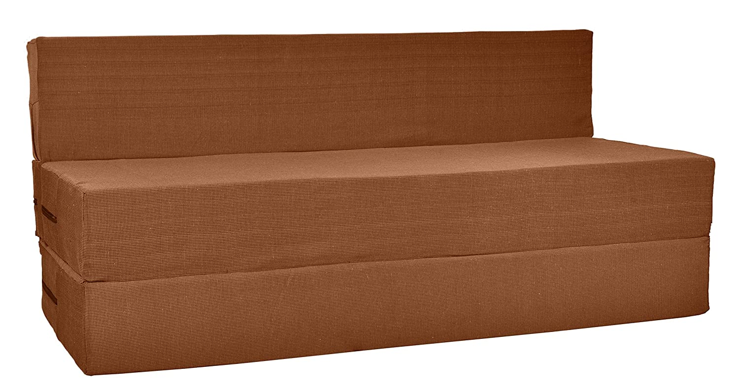 ComfyBean Space Saving Furniture Foldable Sofa Cum Bed with
