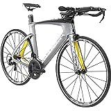 Diamondback Bicycles Serios S Ready Ride Complete Carbon Triathlon/Time Trial Bike