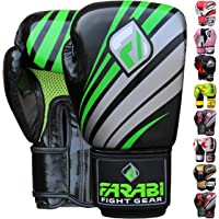 Farabi Boxing Gloves Boxing Gloves for Training Punching