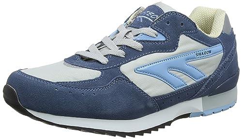 Hi-Tec Shadow, Zapatillas para Hombre, Azul (Moonlight Blue), 40 EU