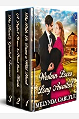 Western Loves Long Awaited: A Historical Western Romance Book Collection Kindle Edition