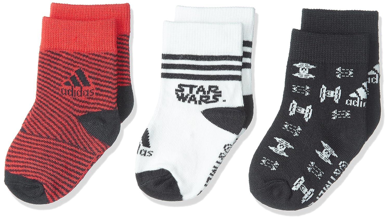 adidas Lucas Star Wars 3pp Boy Calcetines, Unisex niños: Amazon.es ...
