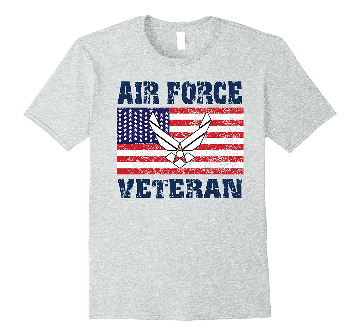 67620dac2 US Air Force Proud Veteran T-Shirt-ANZ - Anztshirt