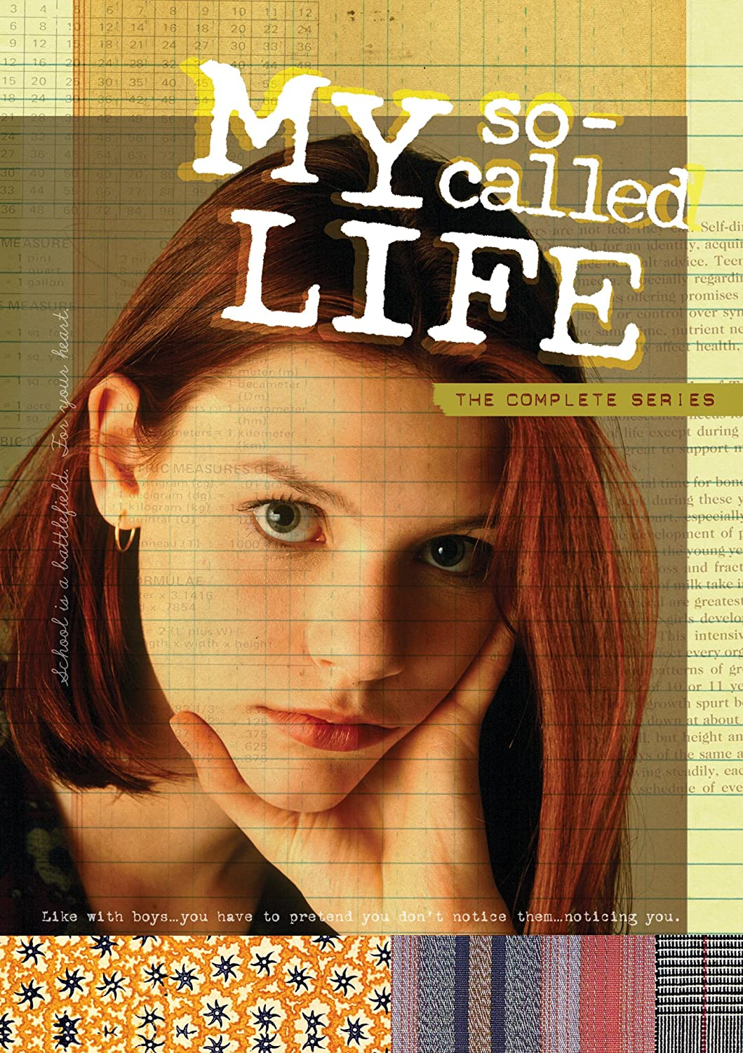 Amazon My So Called Life Complete Series Bess Armstrong Aj