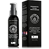 FOLS Organic Mens Moisturiser Face | Facial Cream Made for dry and sensitive skin, with organic ingredients: press the rewind button on your complexion! 100ml