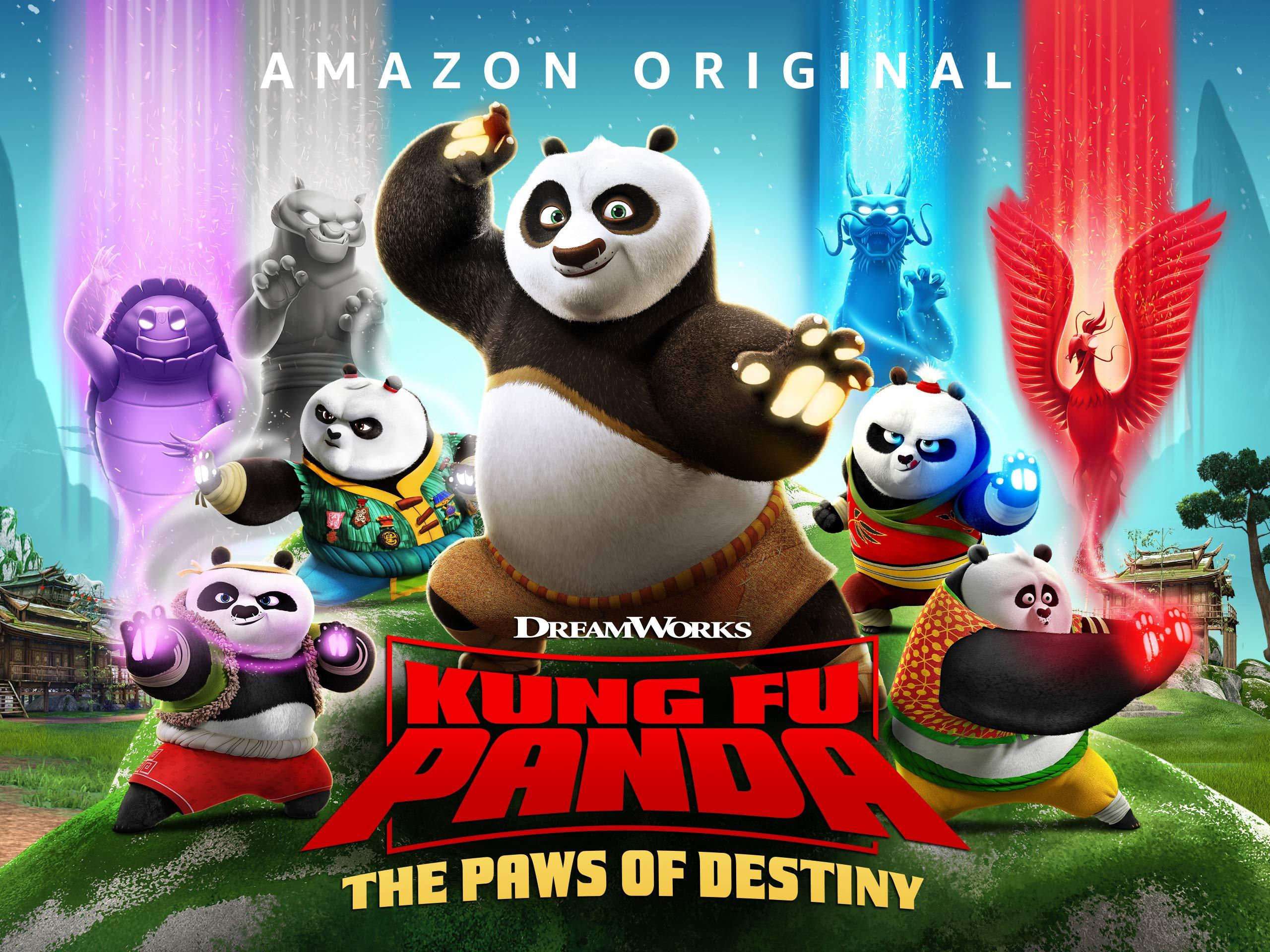 Watch Kung Fu Panda The Paws Of Destiny Season 1 Prime Video
