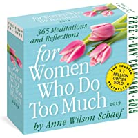 For Women Who Do Too Much Page-A-Day Calendar 2019