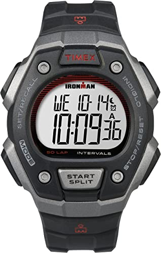 Timex Classic 50 Lap Ironman Digital Watch – Men39 s