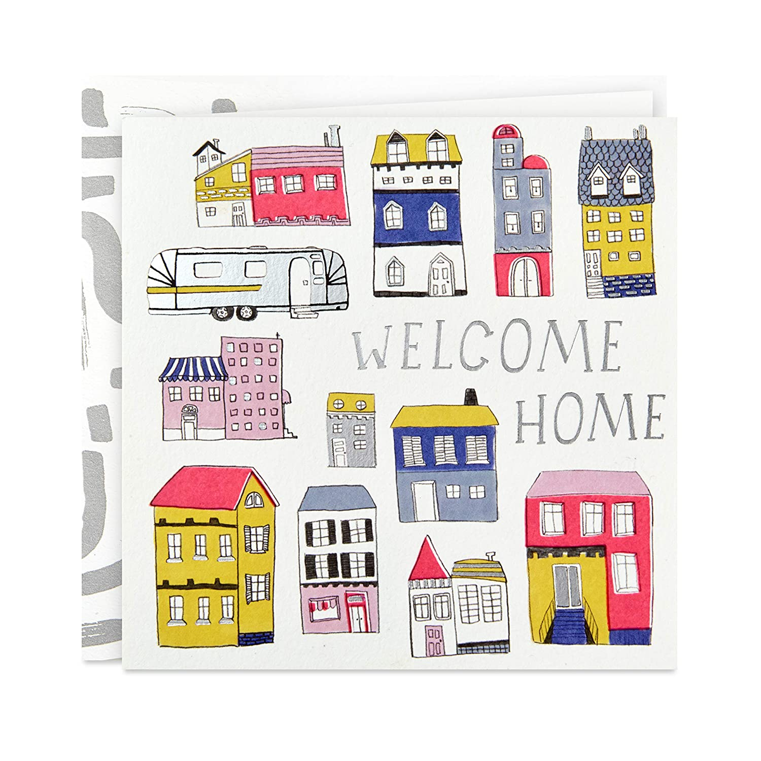 Hallmark Good Mail Housewarming Card (Happy Place)