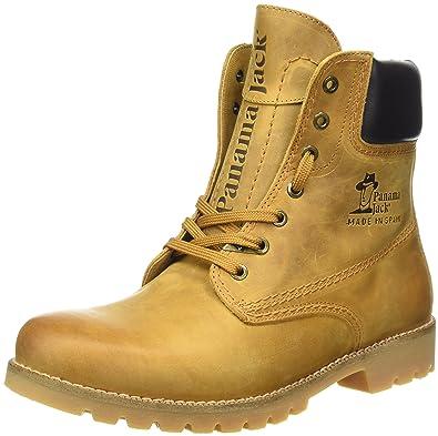 Mens Panama 03 Igloo C2 Warm lined classic boots short length Brown Size: 11 Panama Jack w54Iv