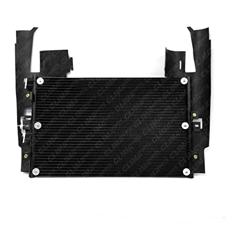 COC107 3286 AC A//C Condenser for Chrysler Fits PT Cruiser 2.4 L4 4Cyl With Turbo