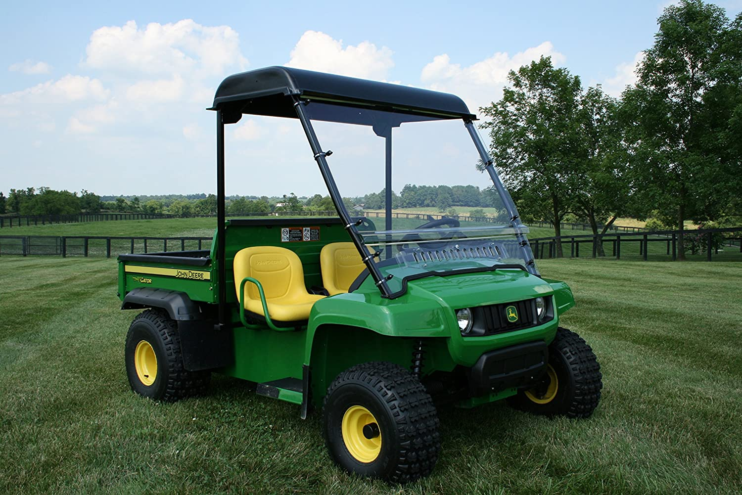 john deere gator canopy tops soft top or cap john. Black Bedroom Furniture Sets. Home Design Ideas