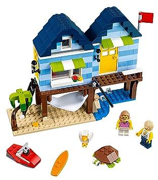 LEGO Creator - Vacaciones en la Playa (31063): Amazon.es: Juguetes y juegos