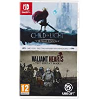 Child of Light Ultimate Edition + Valiant Hearts: The Great War for Nintendo Switch
