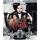 Cruella (Feature) [Blu-ray] (Bilingual)