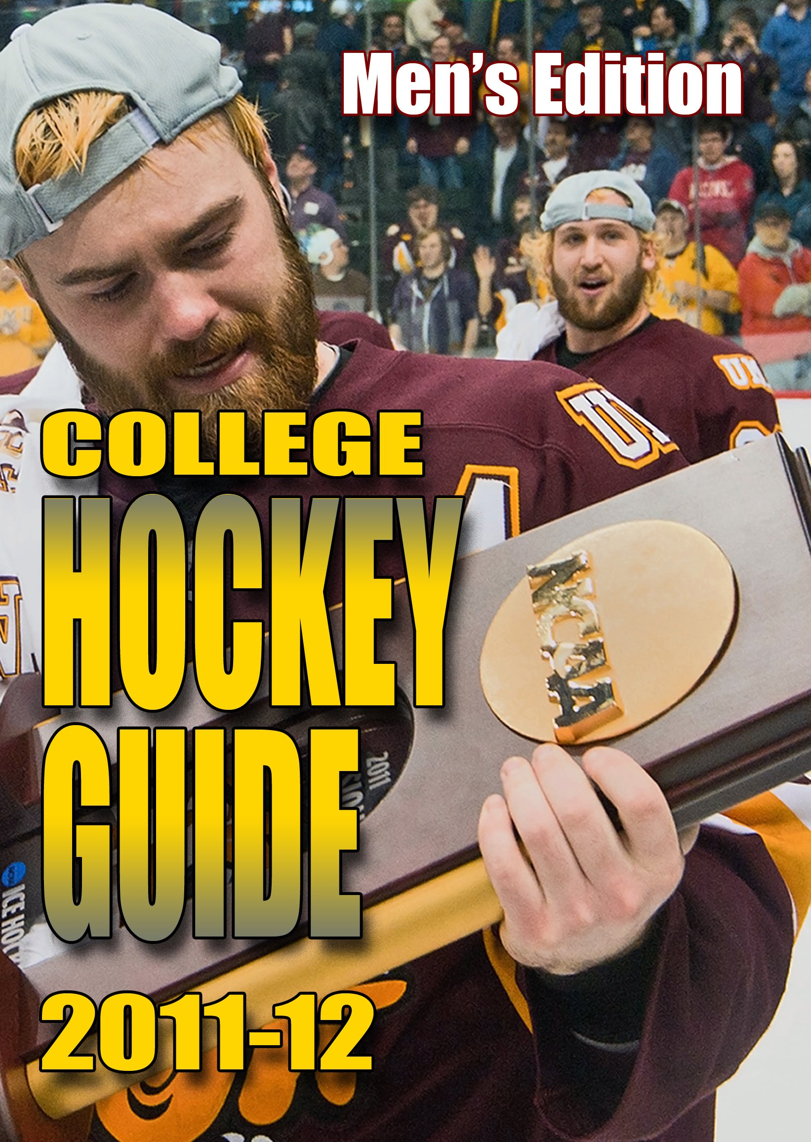 Download College Hockey Guide Men's Edition 2011-12 pdf epub