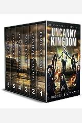 Uncanny Kingdom: Six-Book Series Starter Set Kindle Edition