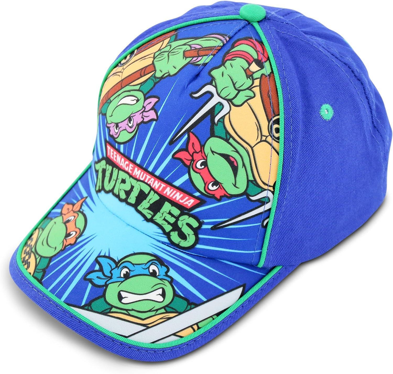 Amazon.com: Nickelodeon Little Boys TMNT – Gorra de béisbol ...