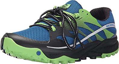 Merrell All out Charge, Zapatillas de Running para Hombre, Multicolor (Blue Dusk), 46 EU: Amazon.es: Zapatos y complementos