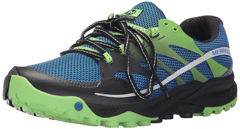 Merrell All Out Charge - Zapatillas de Running de Material sintético Hombre 43.5 EU Blue Dusk