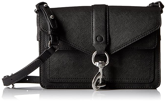 good selling finest selection great fit Rebecca Minkoff Hudson Moto Mini Cross Body
